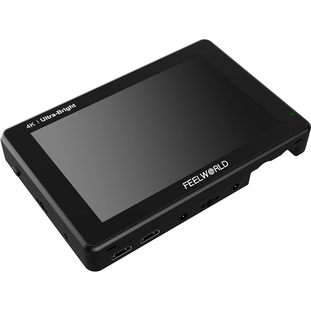 FeelWorld 7in Ultra-Bright HDMI Touchscreen Field Monitor